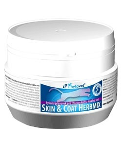 Skin & coat herb mix pro kočky - 125 g